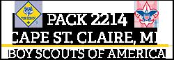 Cub Scouts Pack 2214 Logo